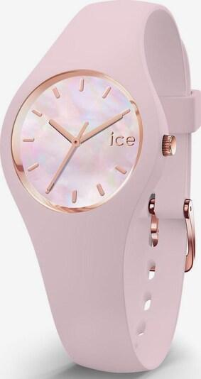 ICE WATCH Uhr 'Pearl, 016933' in rosegold / rosa, Produktansicht