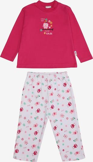 LILIPUT Pyjama in pink, Produktansicht