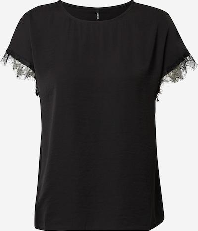 ONLY Top 'Lava' in schwarz, Produktansicht