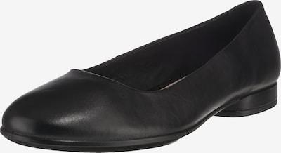 ECCO Ballerina 'Anine' in schwarz, Produktansicht