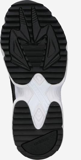 ADIDAS ORIGINALS Sneaker 'KIELLOR W' in schwarz / weiß: Ansicht von unten