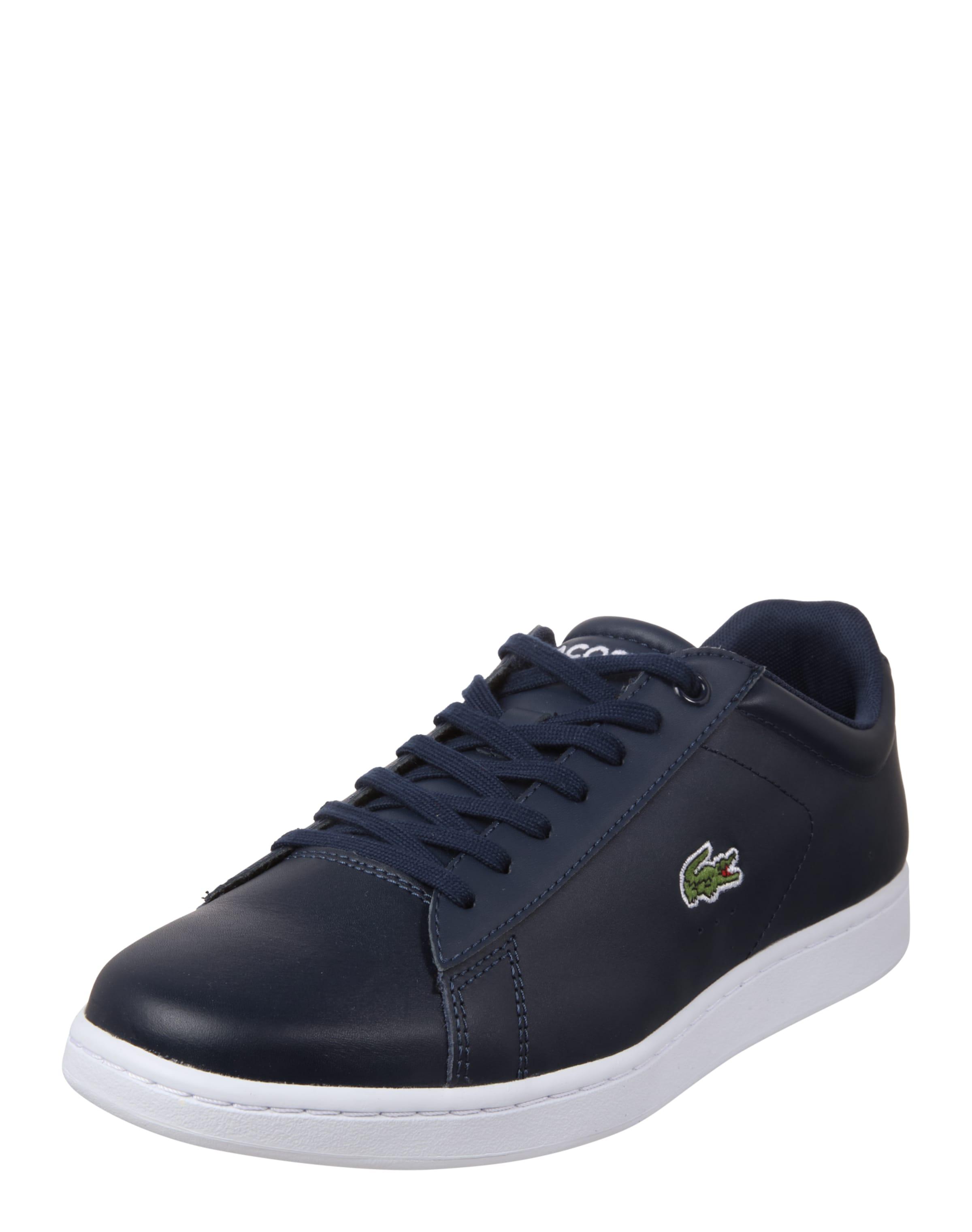 LACOSTE Sneaker Verschleißfeste Carnaby Verschleißfeste Sneaker billige Schuhe b93a8e