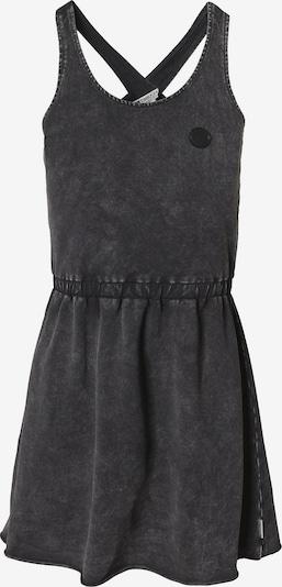 TUMBLE N' DRY Kleid 'Sevgi' in black denim, Produktansicht