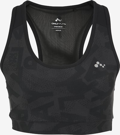 ONLY PLAY Sport-BH in schwarz, Produktansicht