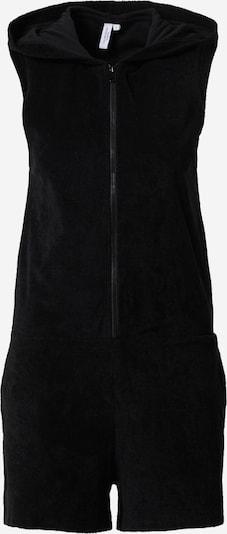 Calvin Klein Swimwear Strandjumpsuit 'ROMPER' in schwarz, Produktansicht