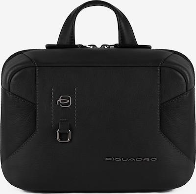 Piquadro Kulturtasche in schwarz, Produktansicht