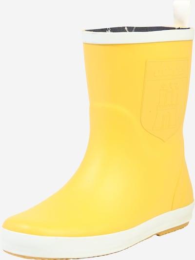 Derbe Stiefel 'Schötig Stevel' in gelb, Produktansicht