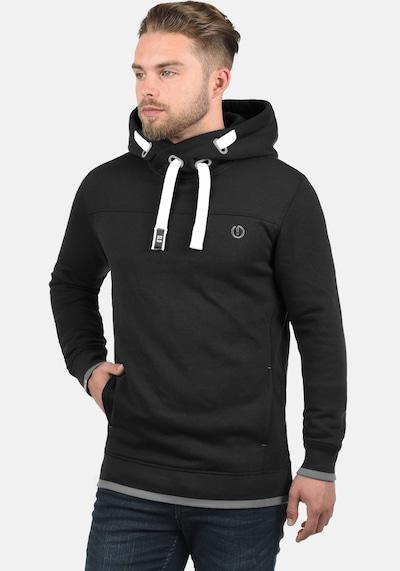 !Solid Hoodie 'Benjamin Hood' in schwarz, Produktansicht