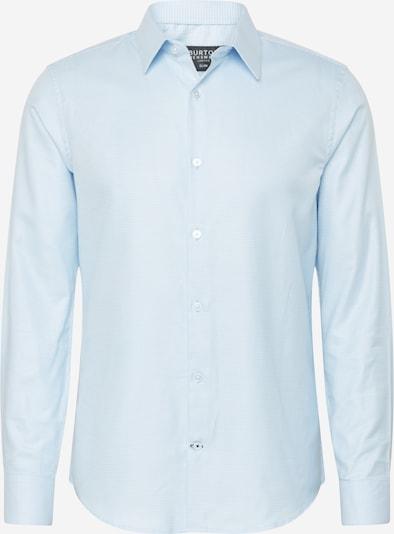 BURTON MENSWEAR LONDON Hemd 'PUPPYTOOTH' in hellblau, Produktansicht