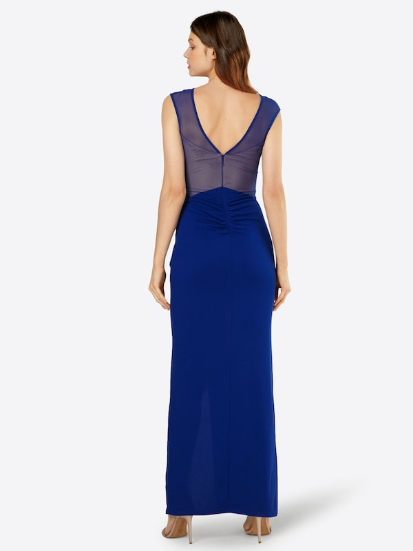 Lipsy Kleid 'WS RCHD PLMT MAXI JD' JD' JD' in royalblau  Neuer Aktionsrabatt c504be