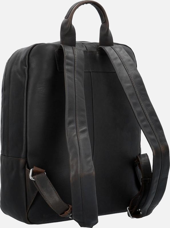 JOOP! 'Bonola' Business Rucksack Leder 40 cm Laptopfach