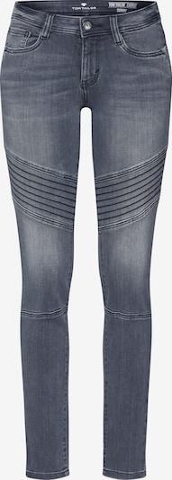 TOM TAILOR Jeans 'Carrie' in grey denim, Produktansicht