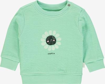 Noppies Sweater 'Pecos' in creme / mint / schwarz, Produktansicht