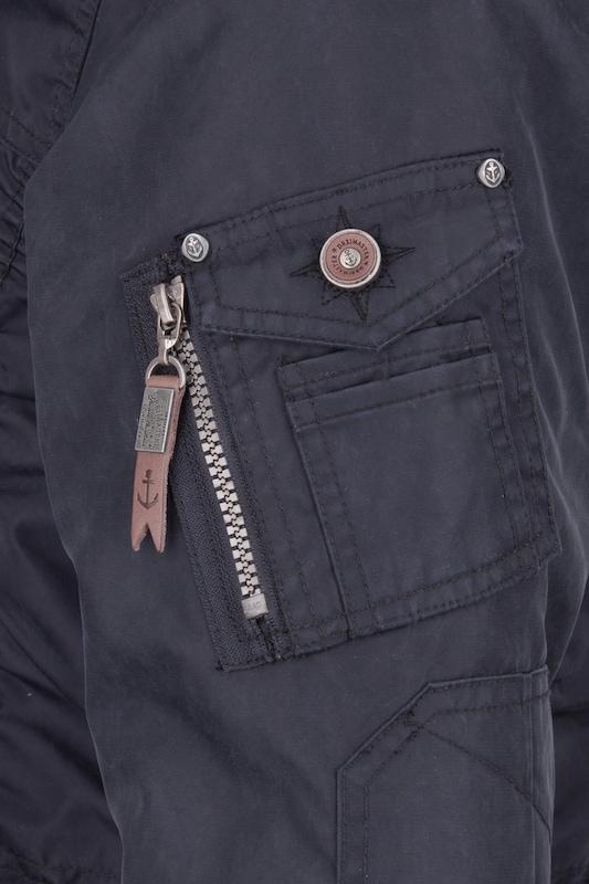 DREIMASTER Parka Parka Parka in schwarz  Markenkleidung für Männer und Frauen 9f9a81