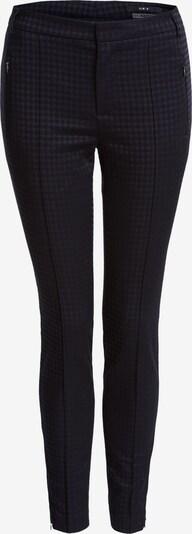 SET Bundfaltenhose in schwarz, Produktansicht
