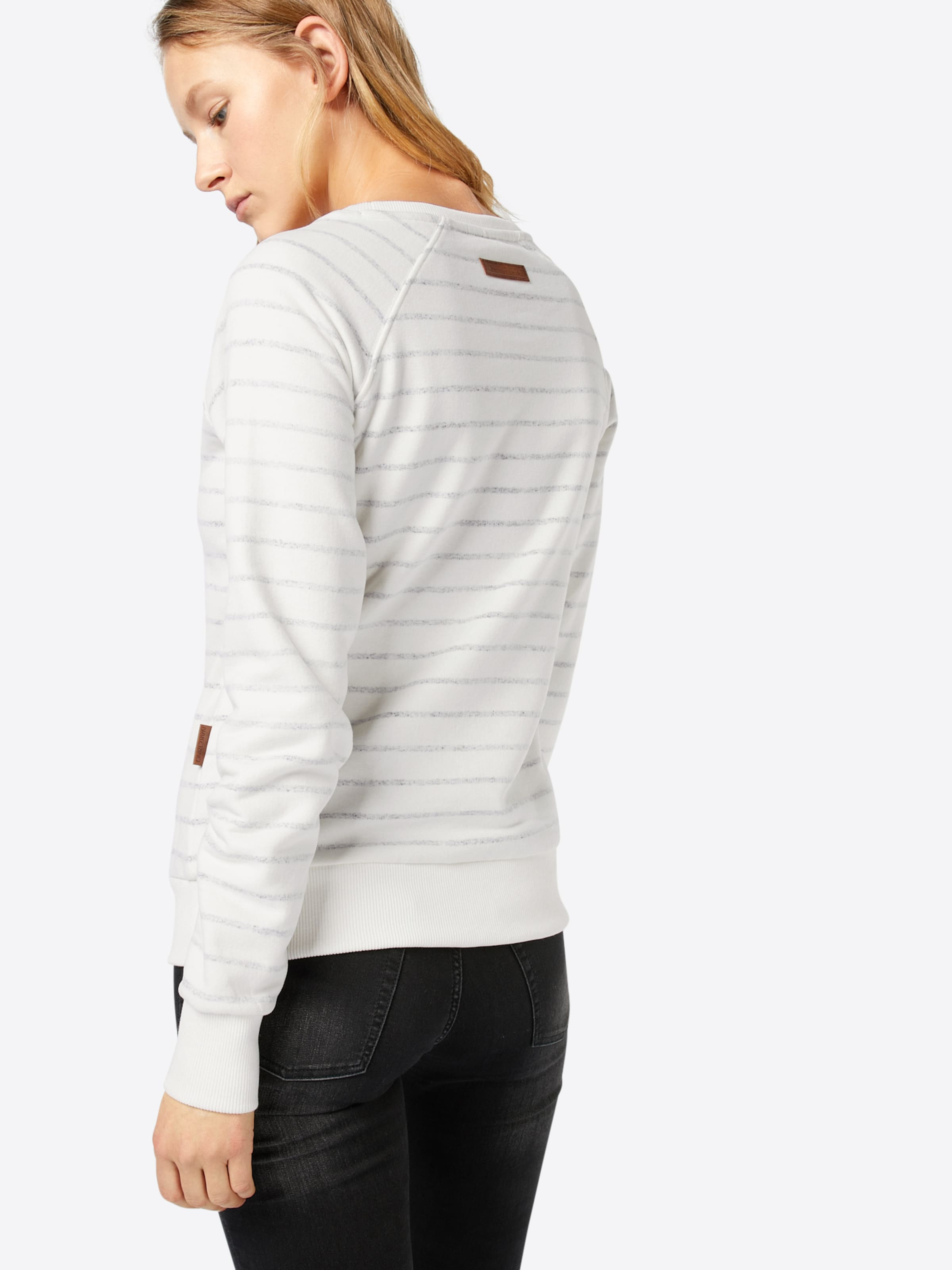 shirt Naketano Sweat En BeigeBleu Pastel 76gybf
