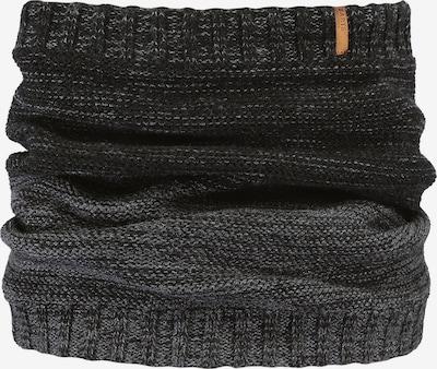 Barts Schlauchschal in schwarz, Produktansicht