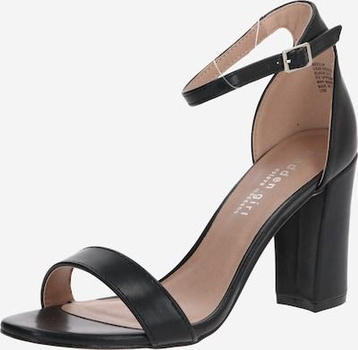 Sandale cu baretă 'BEELLA' Madden Girl pe negru, Vizualizare produs