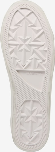 Sportbačiai be auliuko 'ASTICO' iš DIESEL , spalva - balta: Vaizdas iš apačios