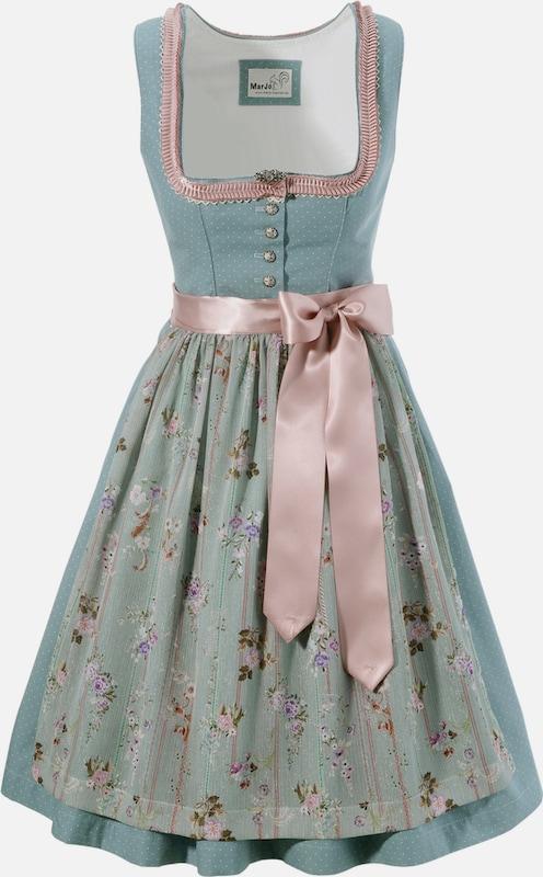 MARJO Dirndl in pastellblau   Rosa  Mode neue Kleidung
