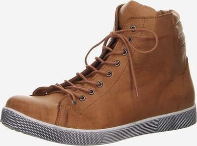 ANDREA CONTI Sneakers hoog in de kleur Bruin, Productweergave