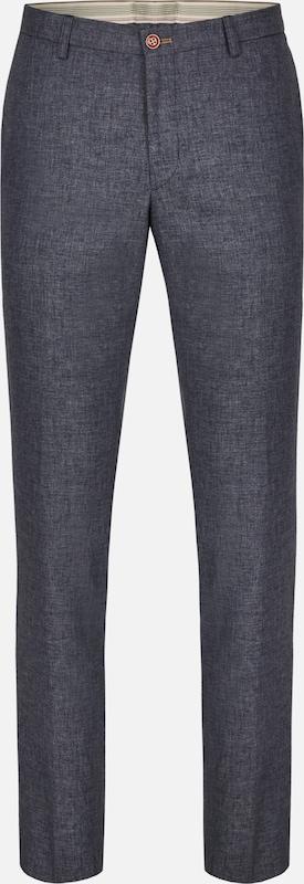 DANIEL HECHTER Hose in navy  Markenkleidung für Männer und Frauen