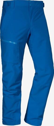 Schöffel Skihose 'Kopenhagen' in blau, Produktansicht