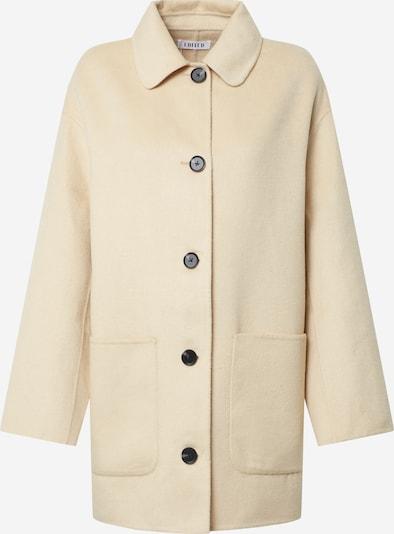 EDITED Manteau mi-saison 'Kian' en crème, Vue avec produit