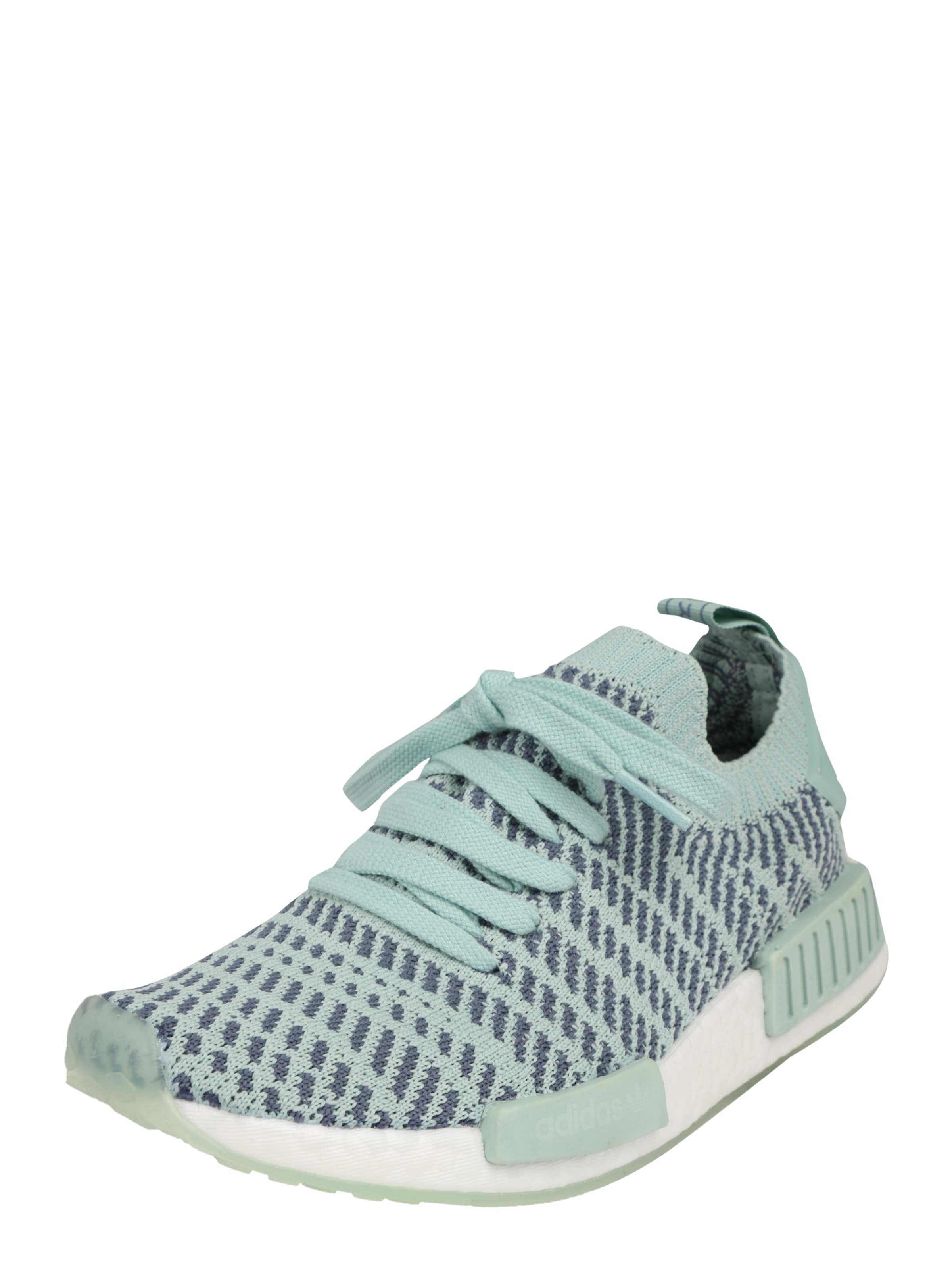 Adidas Originals Sneakers Couche Nmd « Anthracite / Vert Menthe L0e1jU