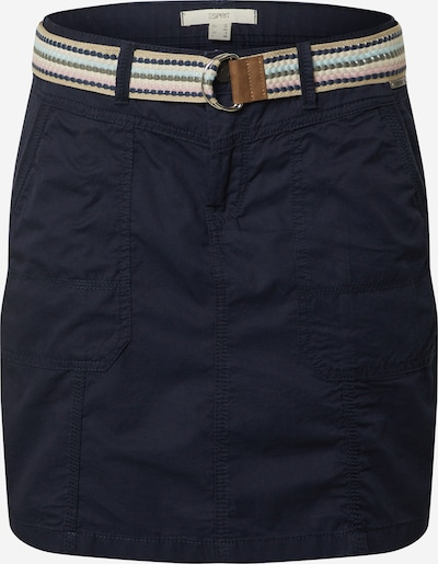 ESPRIT Rok 'Play skirt' in de kleur Navy, Productweergave