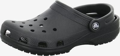 Crocs Pantoletten in schwarz, Produktansicht