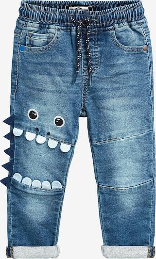 NEXT Jeanshose in blau, Produktansicht