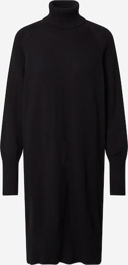 recolution Плетена рокля 'Knit' в черно, Преглед на продукта