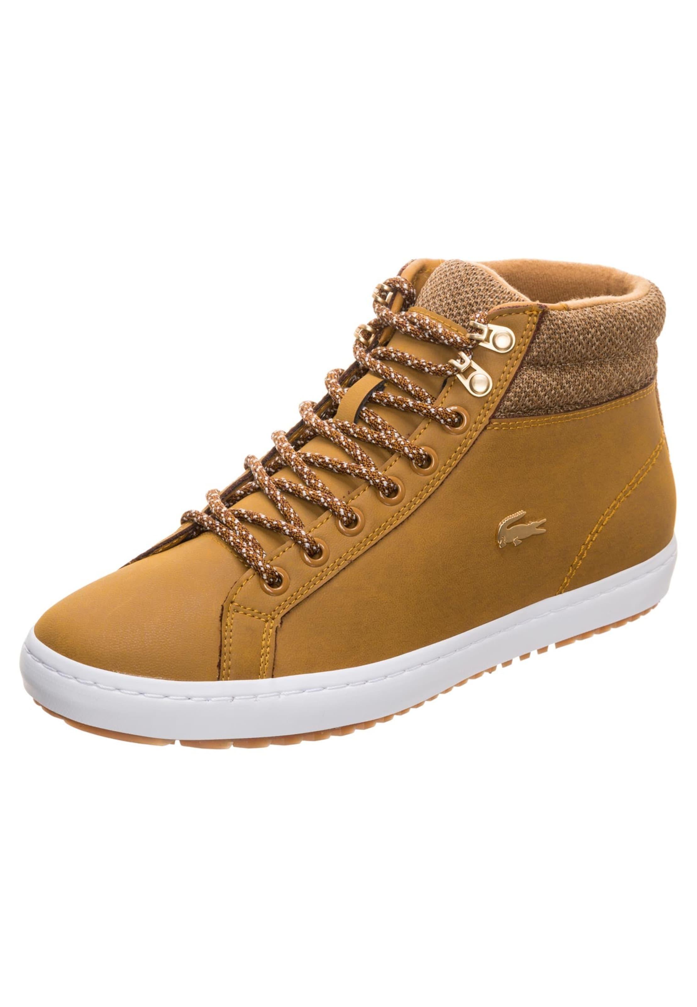 LACOSTE Sneaker STRAIGHTSET Verschleißfeste billige Schuhe