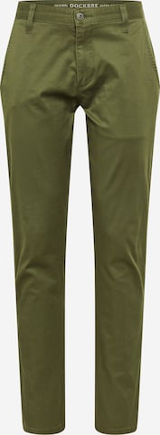 Pantalon chino 'Alpha Original' Dockers en vert