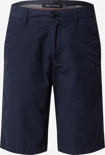 Marc O'Polo Pantalon chino 'Reso' en bleu foncé, Vue avec produit