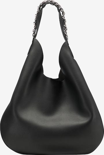 usha BLACK LABEL Schoudertas in de kleur Zwart, Productweergave