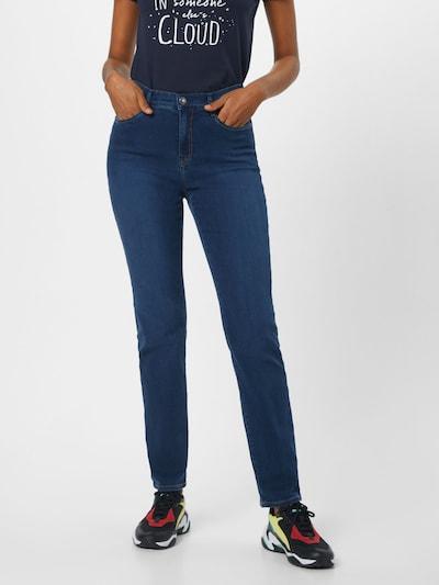 BRAX Džinsi 'Carola' zils džinss, Modeļa skats