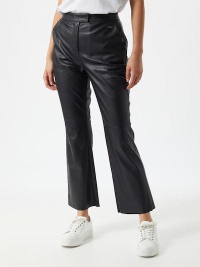 Pepe Jeans Hose 'Pepi' in schwarz, Modelansicht