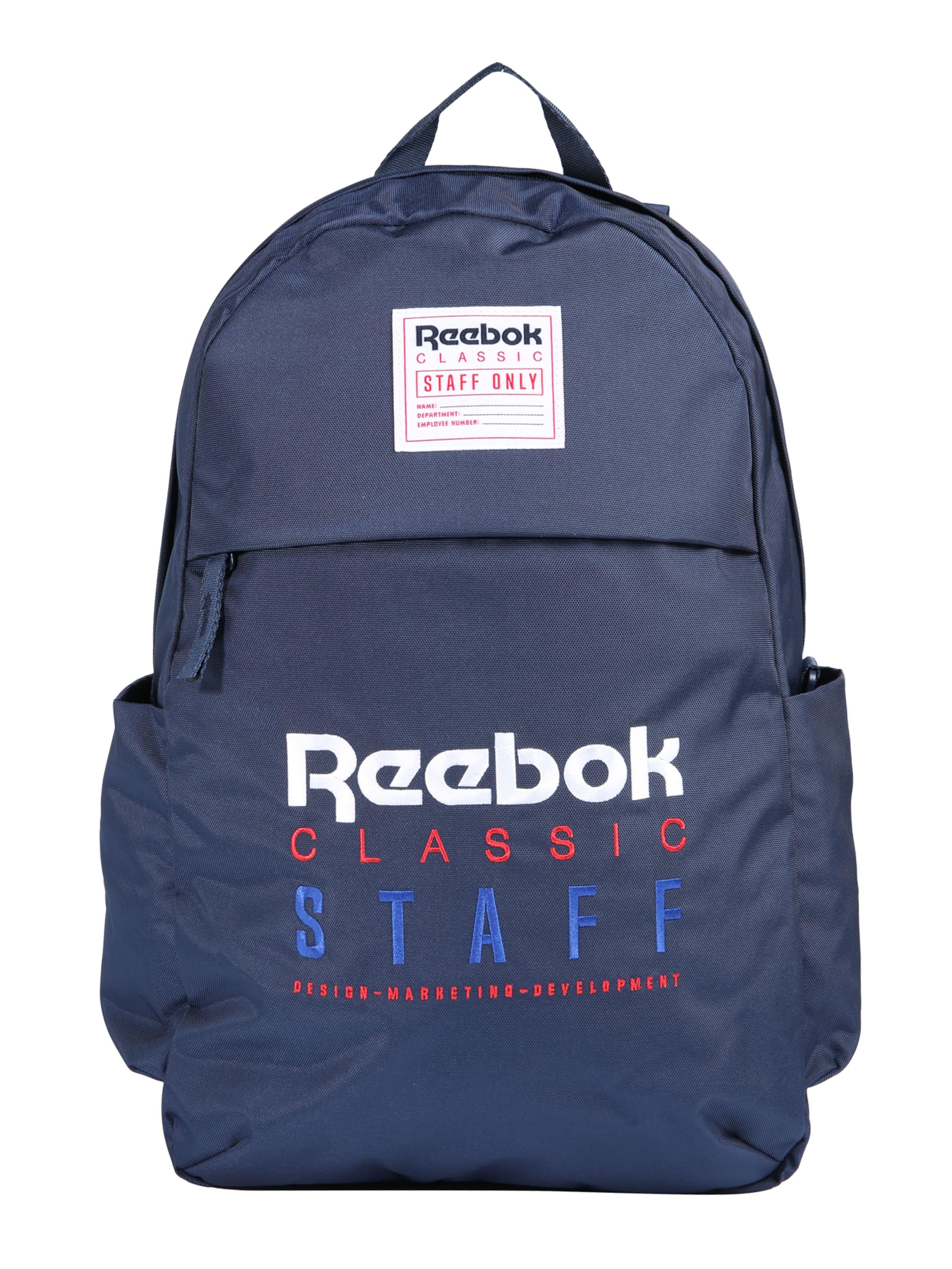 Tasche Classic Backpack' Jwf Reebok In Navy 'cl vywOmnN08