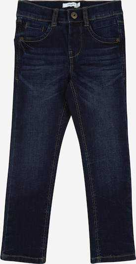 NAME IT Jeans 'Theo' in de kleur Donkerblauw, Productweergave