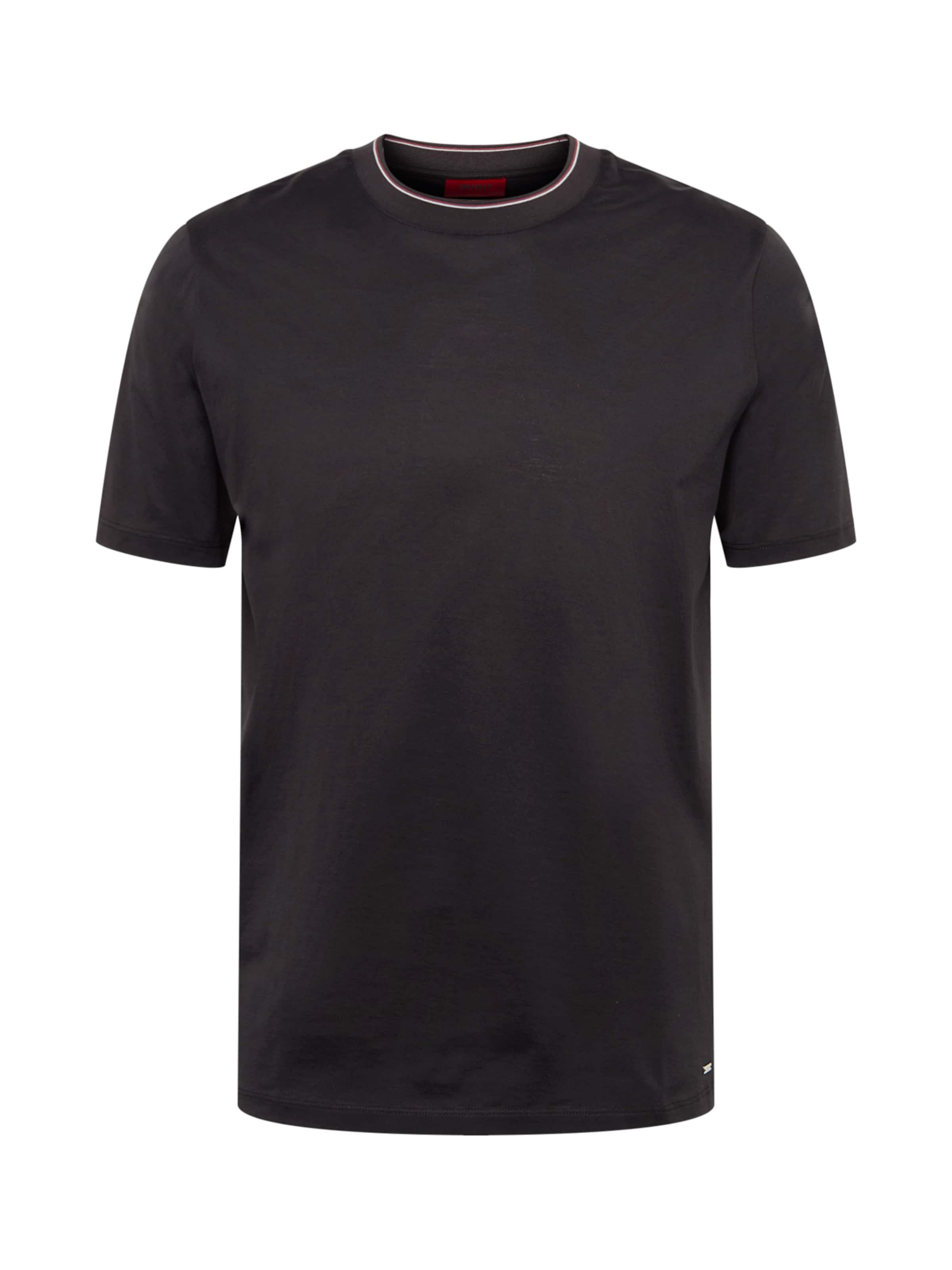 In Hugo Shirt Shirt 'damiens' 'damiens' Hugo Schwarz tshCxrQd