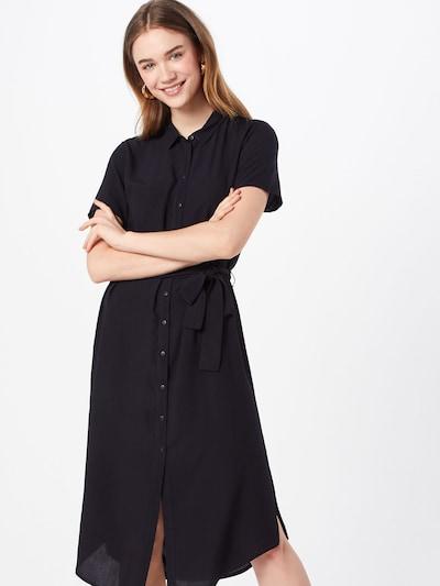 PIECES Kleid 'PCCECILIE' in schwarz, Modelansicht