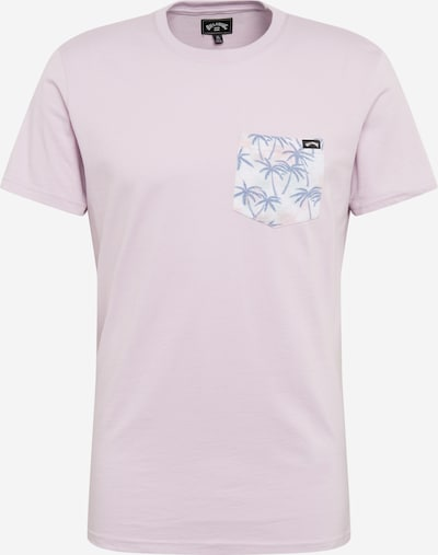 BILLABONG Shirt in lavendel / rosa, Produktansicht