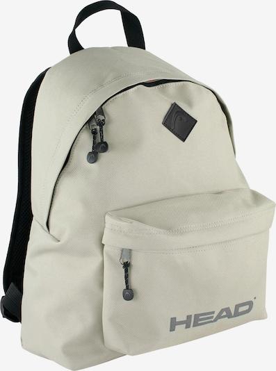 HEAD Rucksack in beige / schwarz, Produktansicht