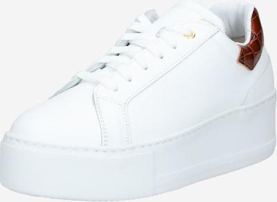Dune LONDON Sneakers laag 'Episode' in de kleur Wit, Productweergave