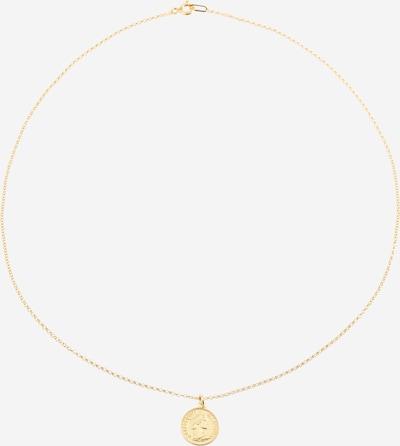 Fräulein Wunder Kette 'Münze' in gold, Produktansicht