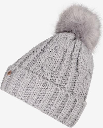 Megzta kepurė 'Cable' iš ESPRIT , spalva - pilka: Vaizdas iš priekio