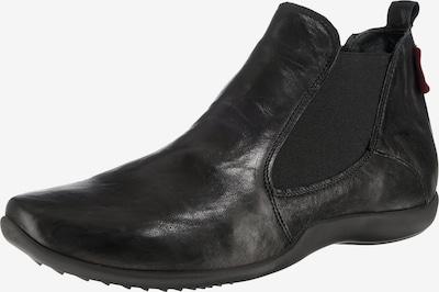 THINK! Chelsea Boots 'Stone' in schwarz, Produktansicht