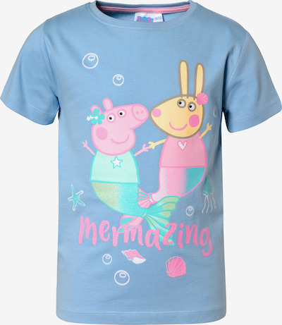 Peppa Pig T-Shirt 'Peppa Pig' in blau, Produktansicht
